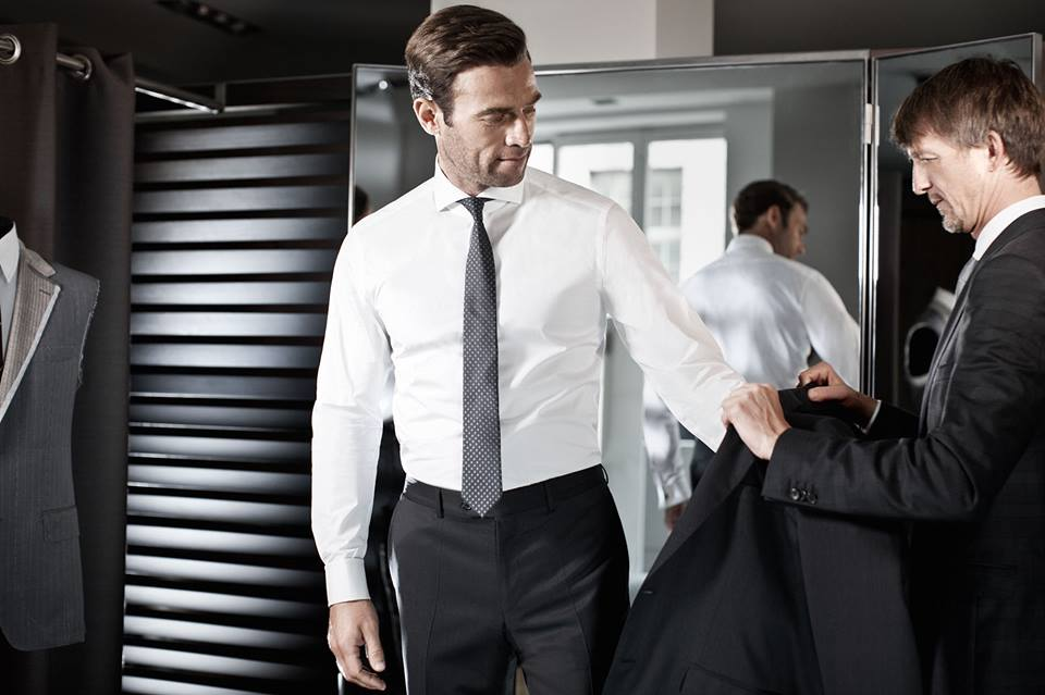 Hugo Boss New Menswear Suit Collection 2014 2015 13